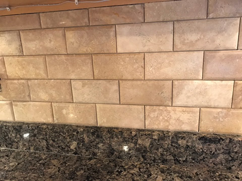 Custom Kitchen Tile