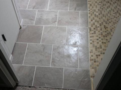 Bathroom Floors Indiana