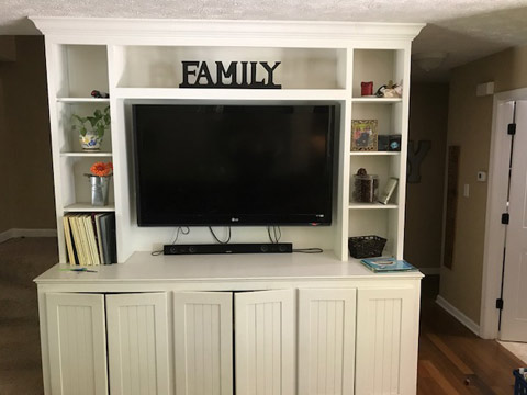 Indiana Cabinet Design