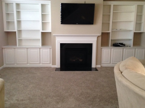 Built-In Cabinet Indiana